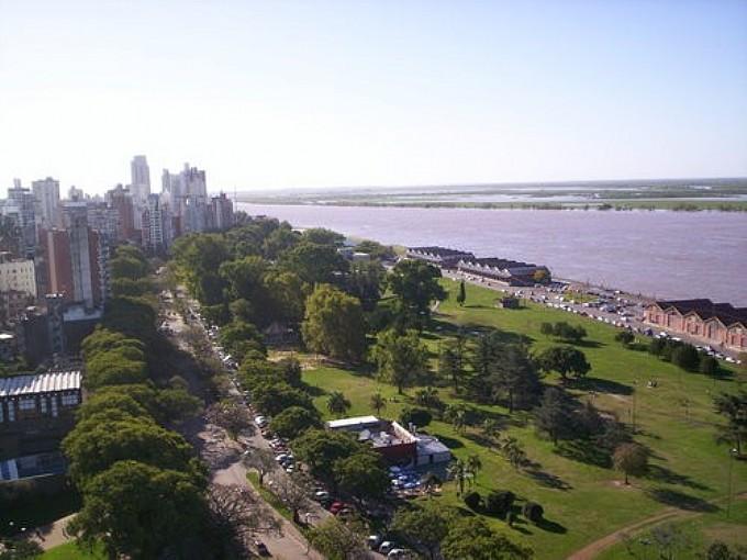 Parque nacional a la bandera rosario for Ruta0 buscador de rutas