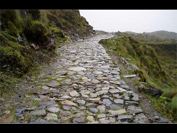 Caminos precolombinos la paz for Ruta0 buscador de rutas