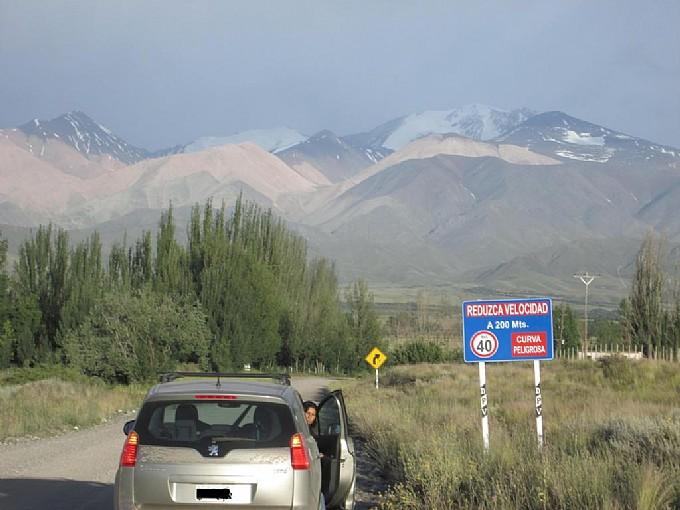Tupungato for Ruta0 buscador de rutas