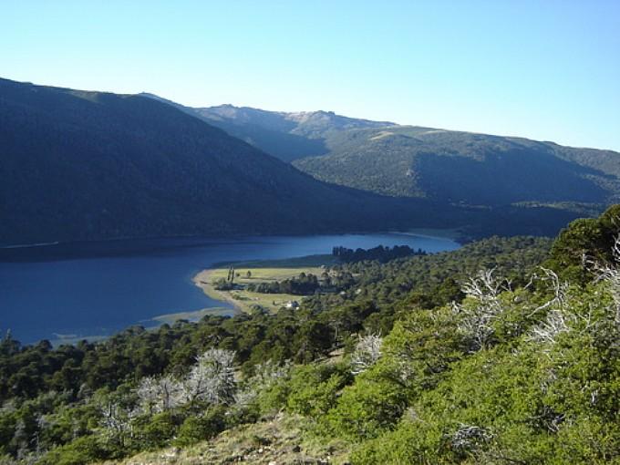 Circuito lago ruca choroi alumin for Ruta0 buscador de rutas