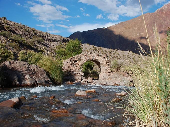 Puente picheuta uspallata for Ruta0 buscador de rutas