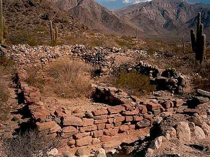Ruinas de la paya cachi for Ruta0 buscador de rutas