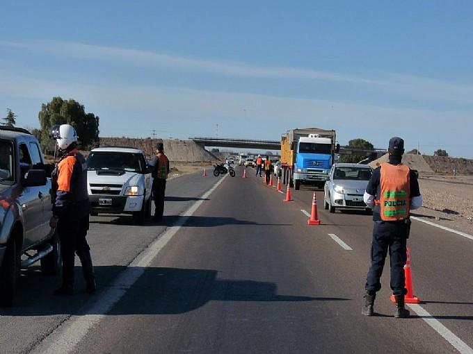 Transporte lanza operativo de control vial para las for Ruta0 buscador de rutas