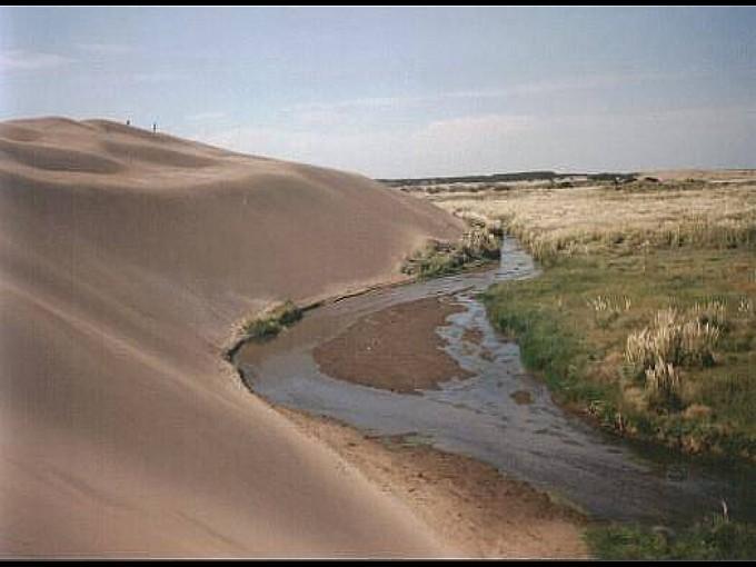 Desembocadura del arroyo cristiano muerto claromec for Ruta0 buscador de rutas